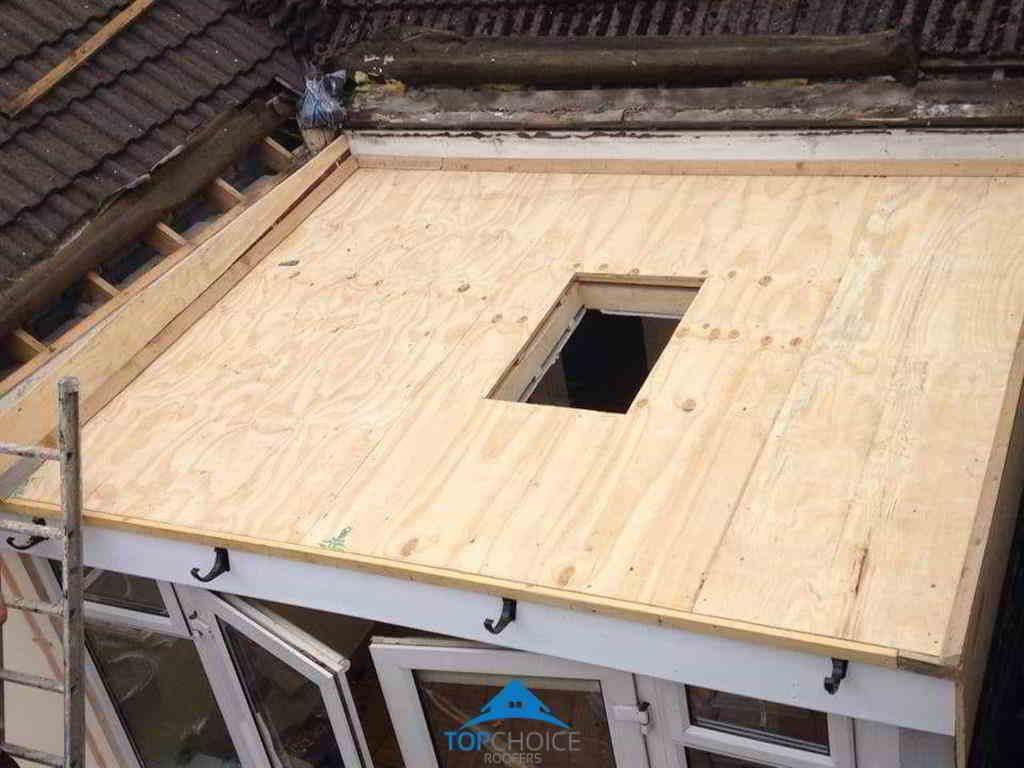 Flat Roofing Base in Dublin