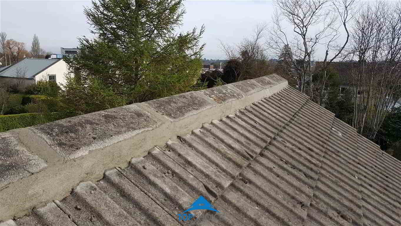 Roof Ridge Repairs Wicklow Ridge Tile Repairs And