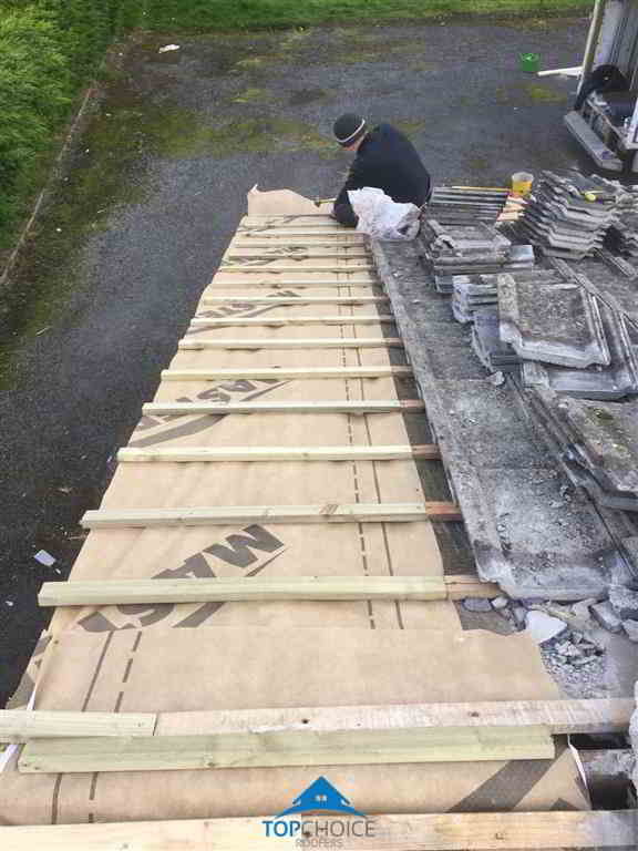 Roofing Repairs Swords Experienced Roofing And Guttering
