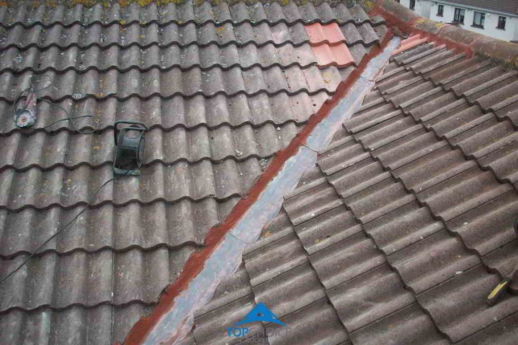 Valley Repairs on Your Roof in Dublin