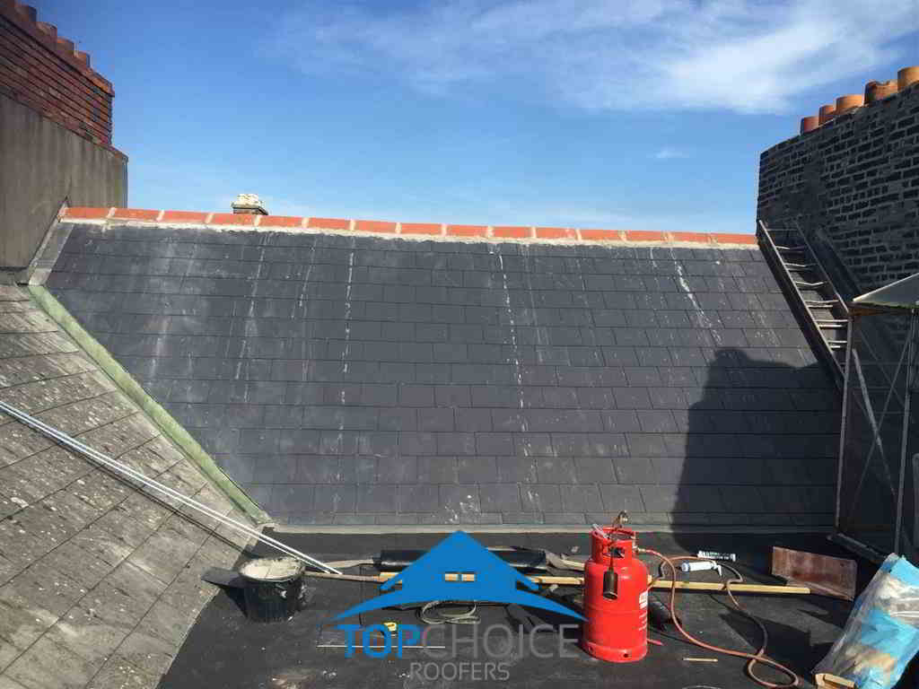 Roof Ridge Repairs Dublin Ridge Tile Repairs And