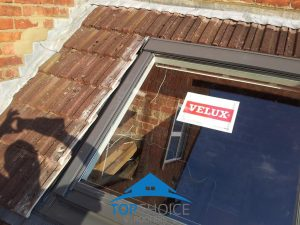 New Velux Window Installation in Dublin