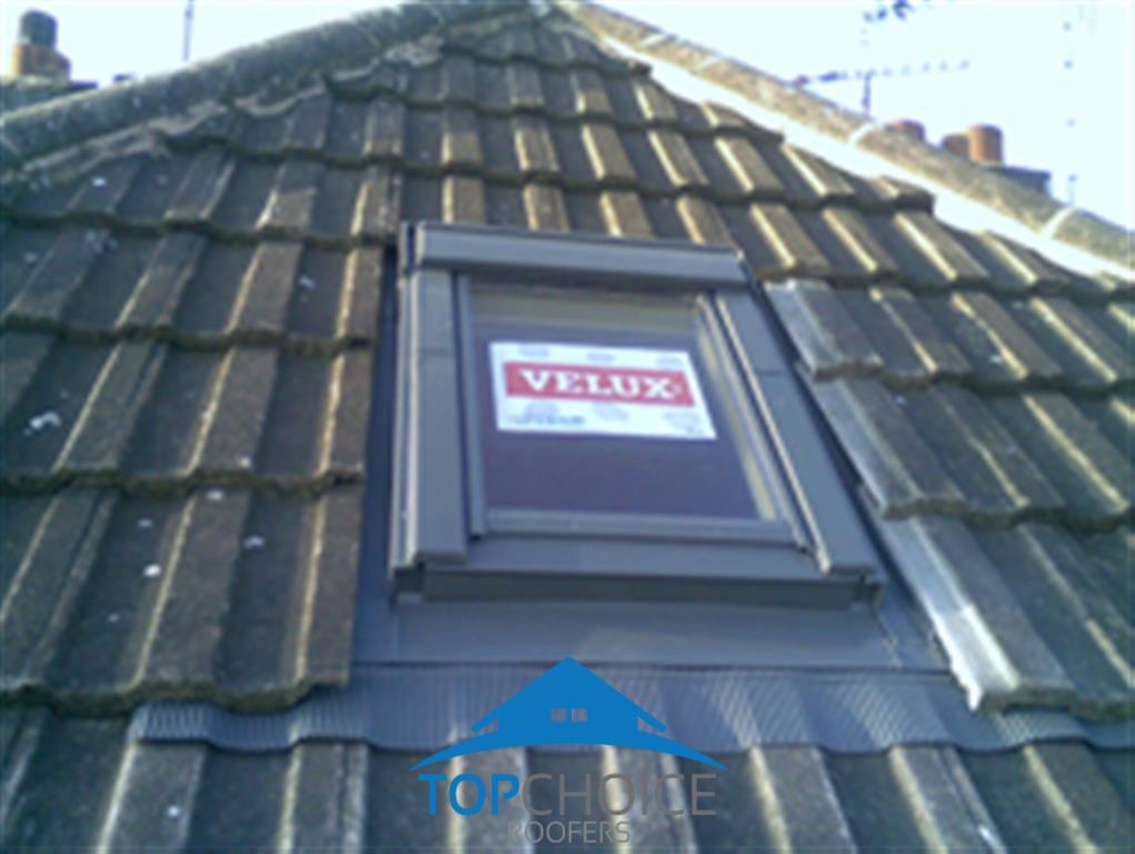 Skylight Installed in Attic in Dublin