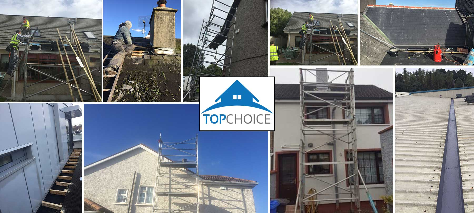 Skilled Roofers in Dublin