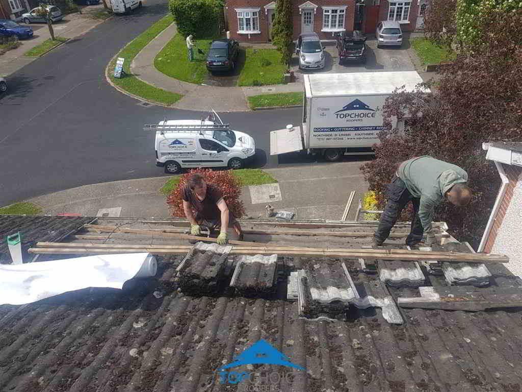 Roof Repair Service in Dublin