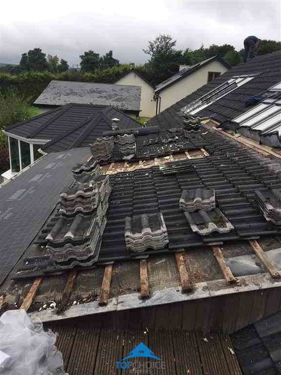Roofing Contractors for Co. Dublin