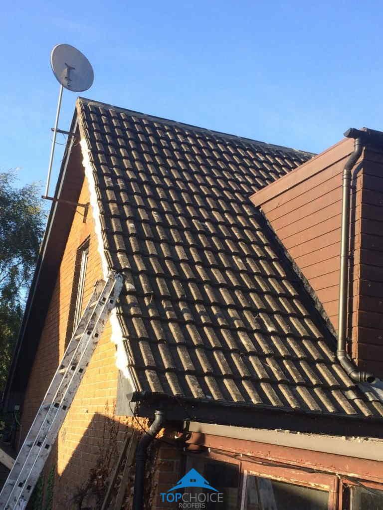 Relaid Roofing Tiles in Dublin