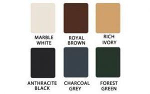 Gutter colours