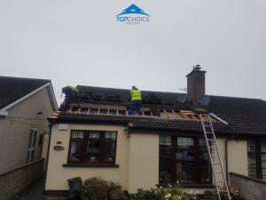 Damaged Underlay and Loose Tile Repair in Dublin