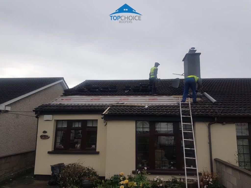 Roof Tile Repair