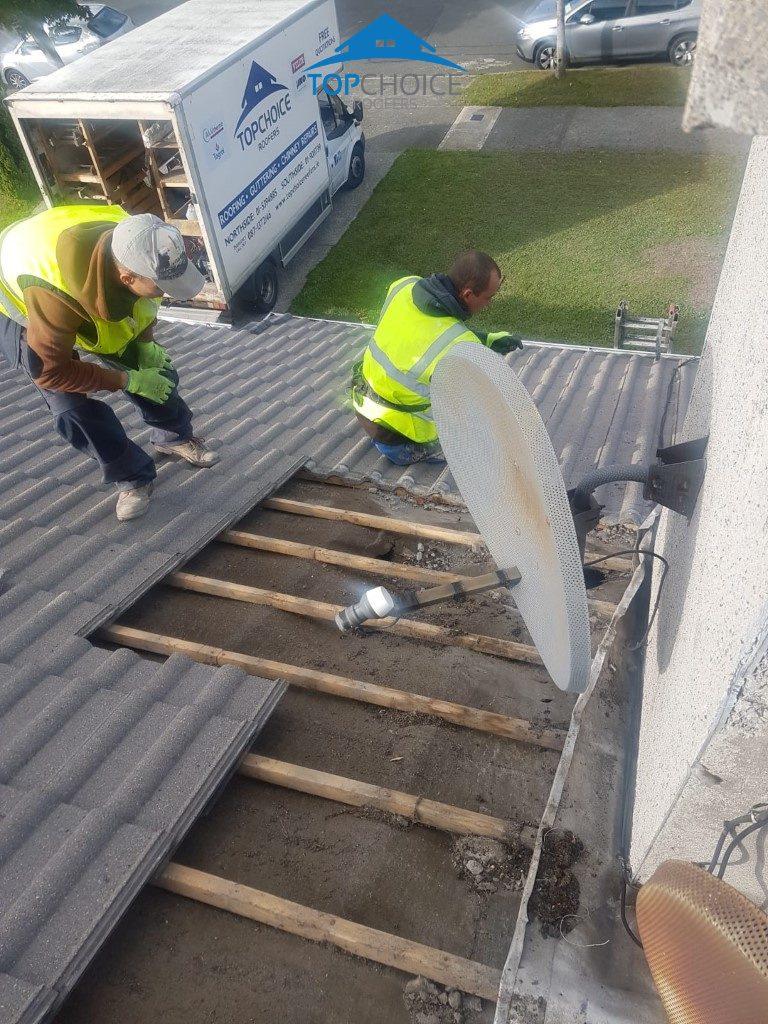 Clonskeagh, Dublin 14 Roof Repair