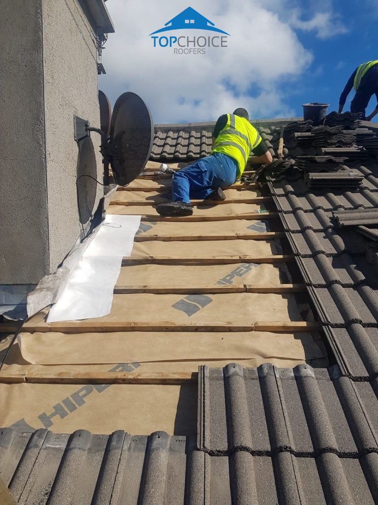 Clonskeagh, Dublin 14 Roof Repair