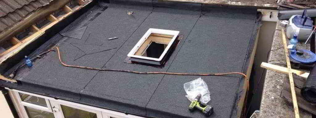 Felt Roof Replacements Dublin