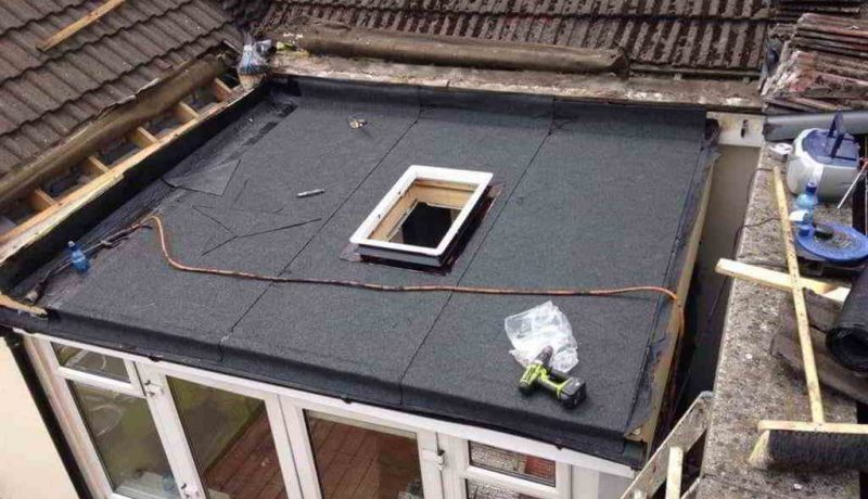 Felt Roof Replacements Dublin
