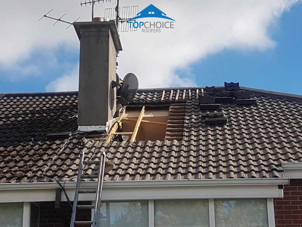 Roof Repairs Ballsbridge, Co. Dublin