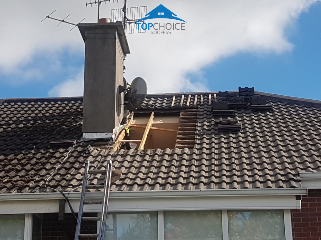 Roofing Contractors Ballsbridge Roof Repairs Pitch Roofs