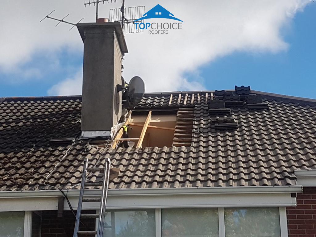 Roof Repairs Ballsbridge, Co. Dublin