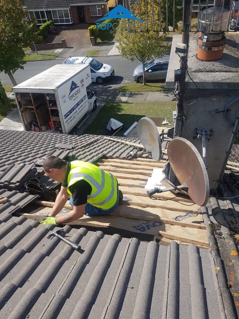 Ballsbridge Roofing Repairs