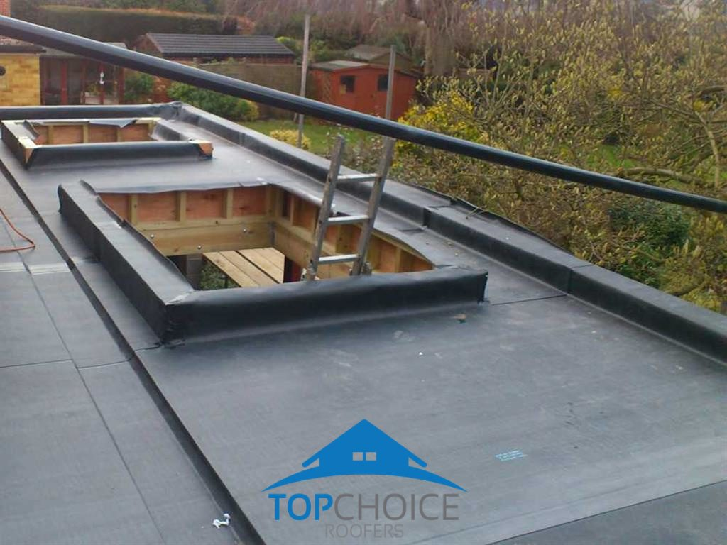 Flat Roof Styles