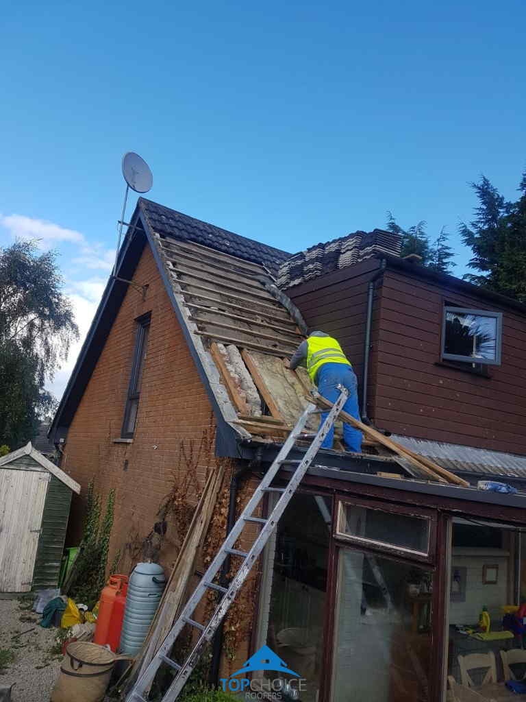 Roofing Contractors Kildare