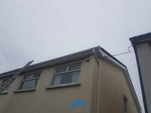 New Guttering, Soffits and Fascia in Dublin