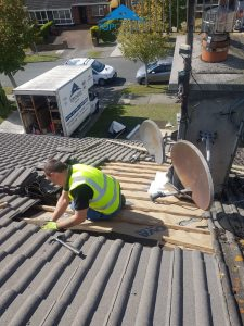 Loose Roof Tiles Corduff