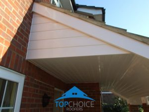 Gutter Repairs, fascia and soffits