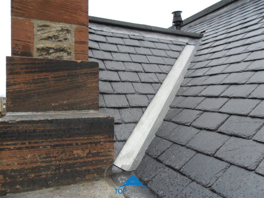 Slate Roofs Dublin New And Replacement Slate Tiling