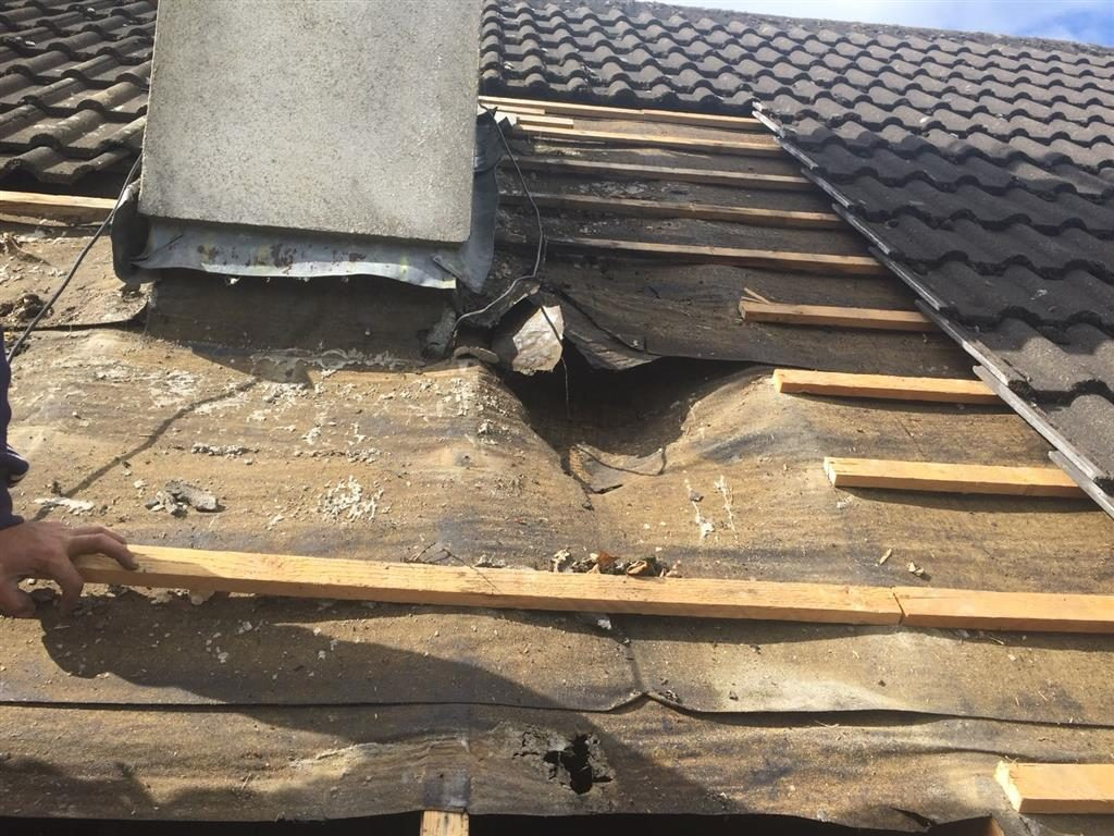Leaking Roof Artane