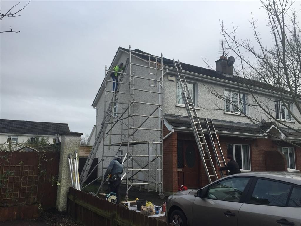 Ringsend Roofing Contractors
