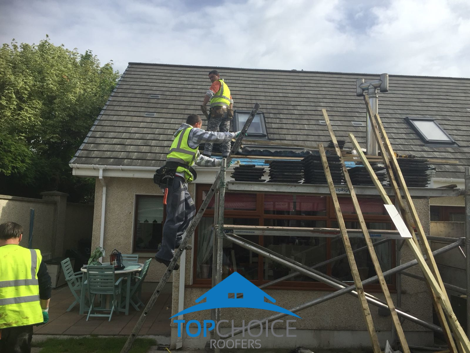 Roof Contractors Baldoyle, Roofing Repairs
