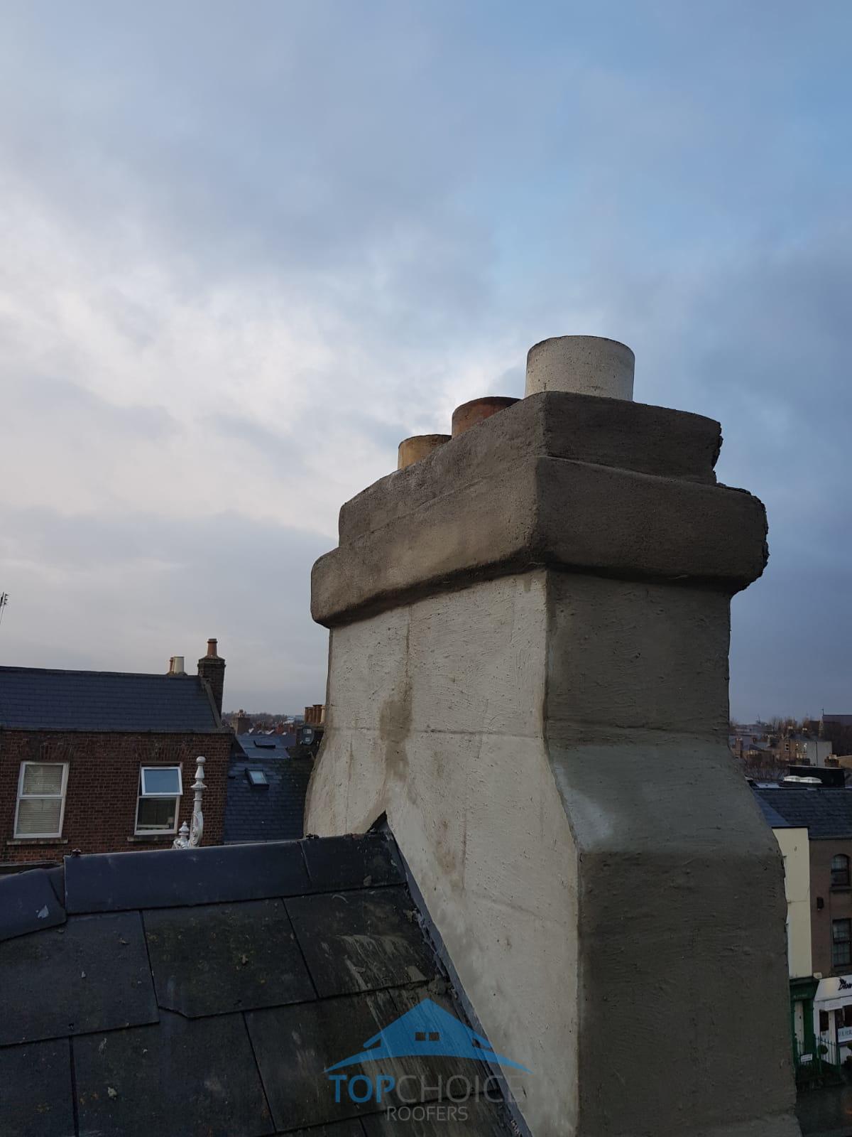 Chimney repair in Dublin