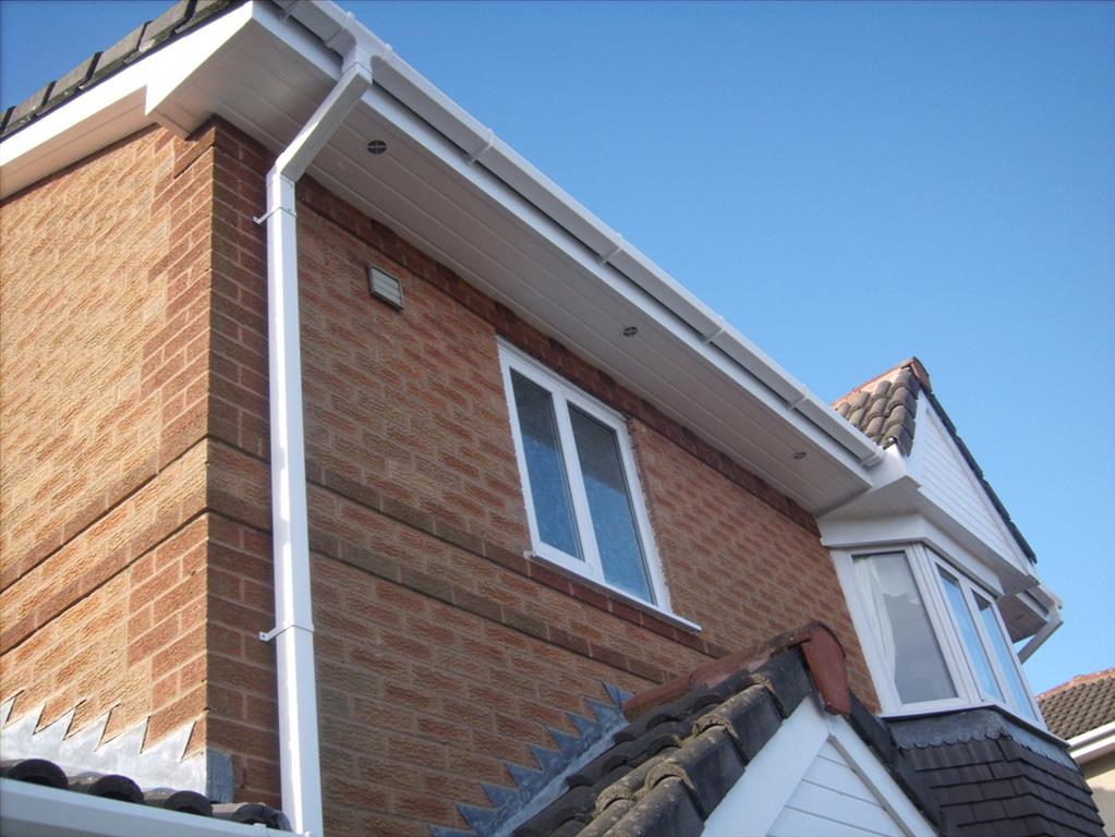 New Soffits and Fascia Wicklow