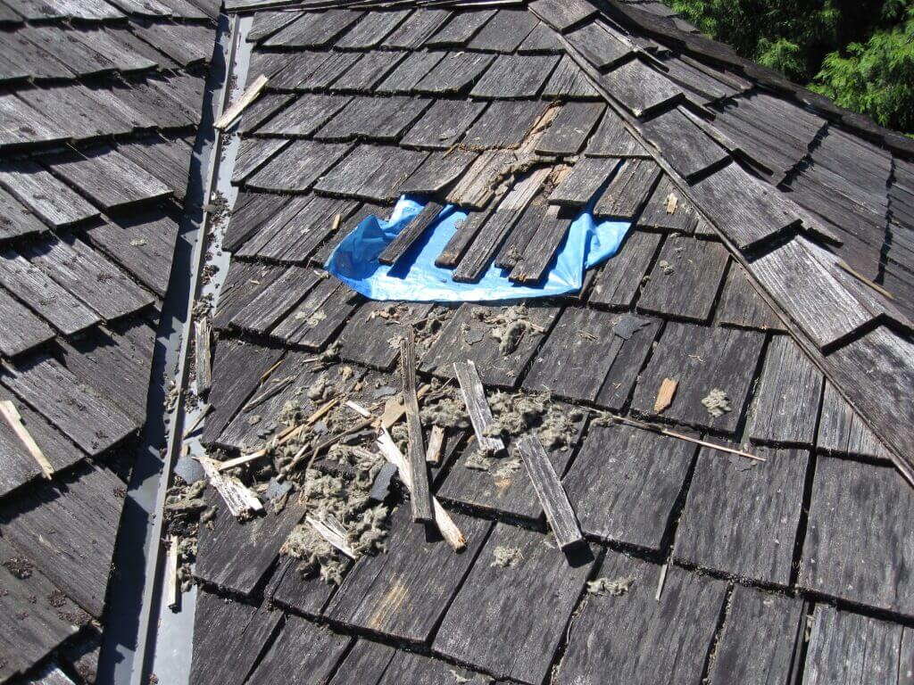 How To Fix Roof Leaks Amp Broken Tiles Roofing And