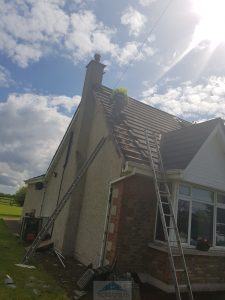 Roofing Repaired and Leak Fixed in Dublin